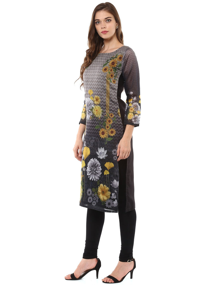 Stylish Chanderi Kurta For Woman's Online