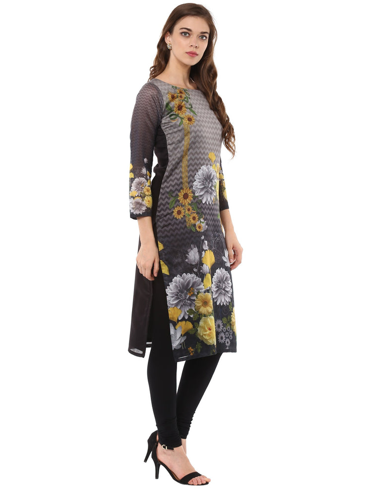 Chanderi Kurta For Ladies Online