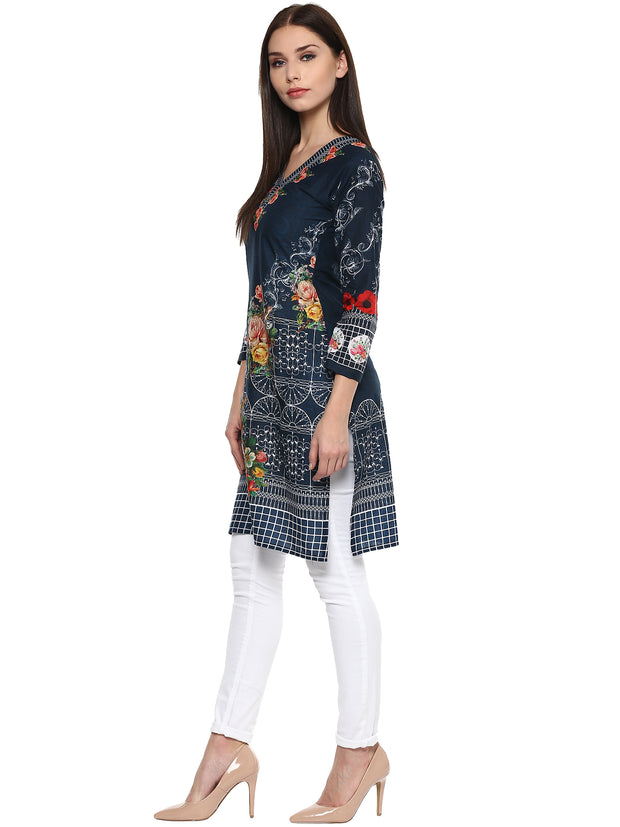 Cotton Kurtas For Ladies Online