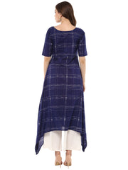 Woman's Cotton Kurta Design