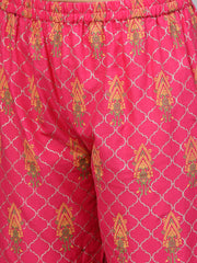 Cotton Kurta Sets in Pink