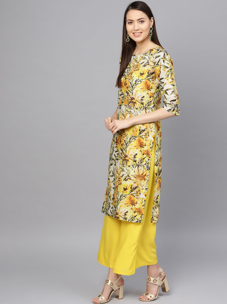 Shop Pure Cotton Kurta At KarmaPlace