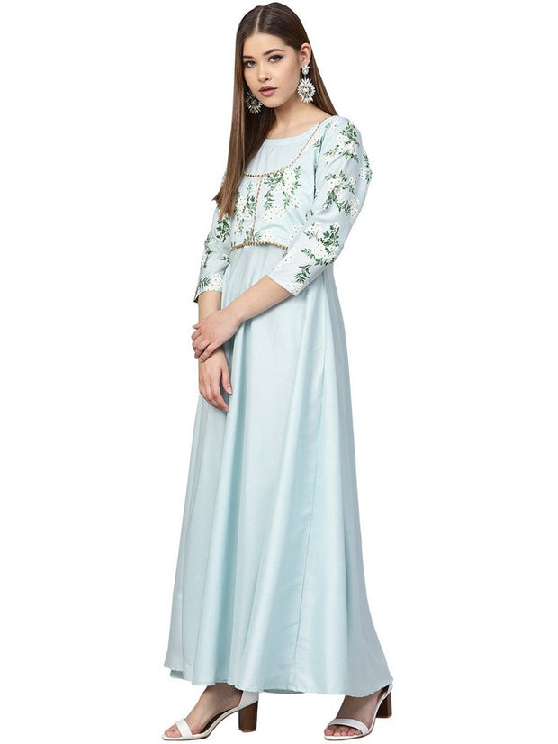Silk Kurta Style For Woman's Online Shopping