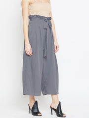 Parallel Trousers in Grey
