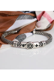 Women's Sterling Silver Bracelet in Silver