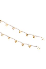 Women's Alloy Anklets in Gold