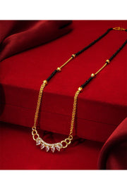 Buy Women's Alloy Mangalsutra in Gold