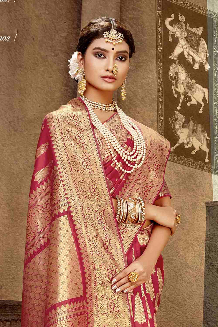Shop Beautiful Party Wear Saree