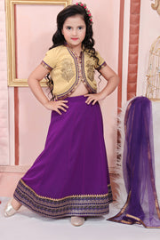 Georgette Dupatta For Lehenga