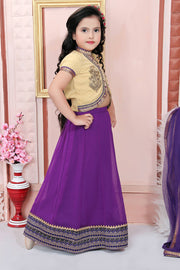Latest Georgette Lehenga Online