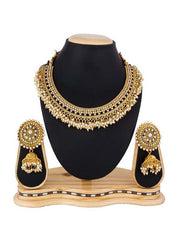 The Luxor Women's Alloy Necklace Set