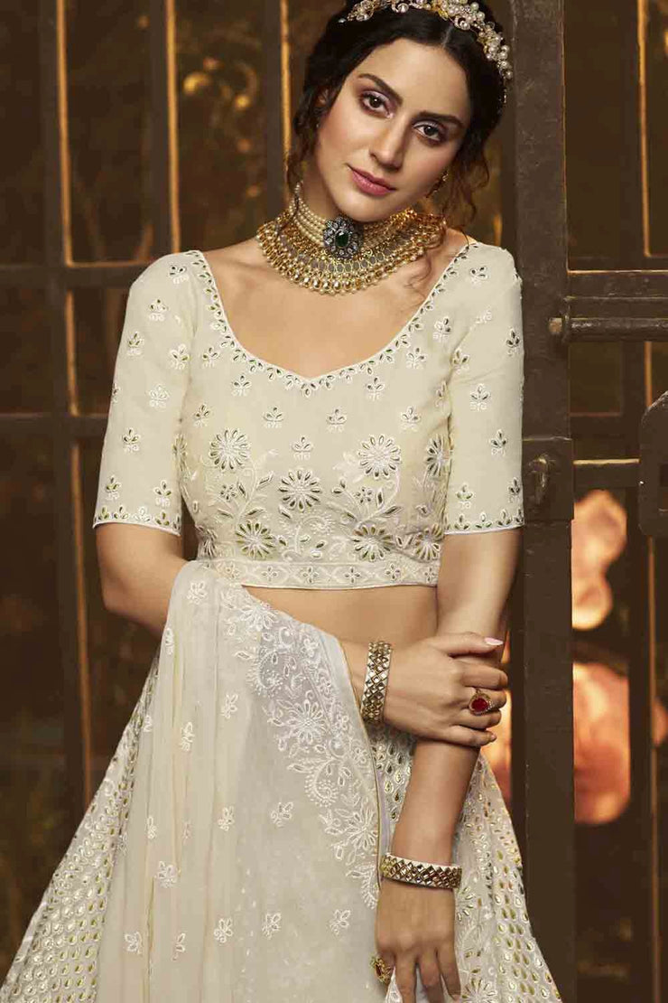 Buy Party Wear Lehenga Choli Online