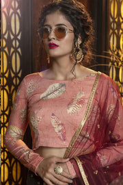 Buy Womens Lehenga Choli With Dupatta Online