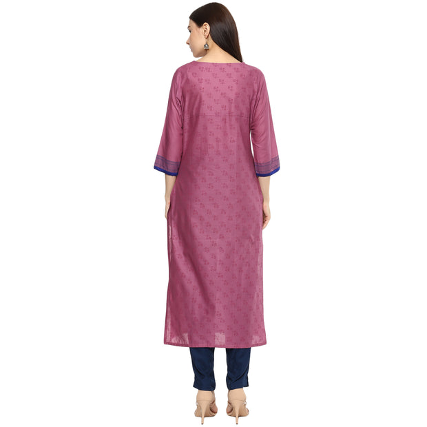 Printed Cotton Fabric For Kurtis Online