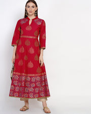 Anarkali Kurti Online Shopping