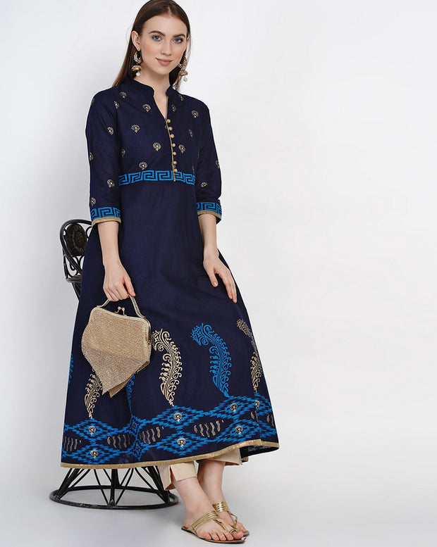 Ethnic Kurtas For Ladies