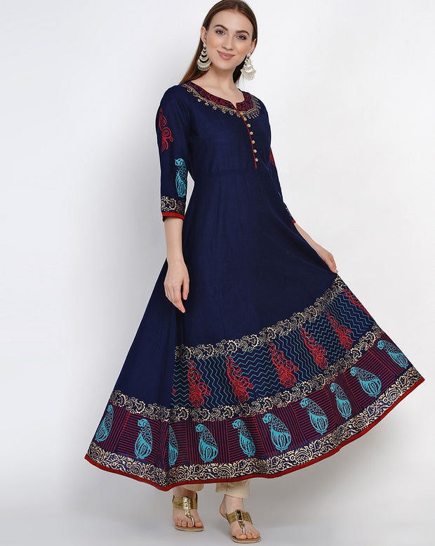 Buy Stylish Kurtis Online At Karmaplace