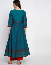 Indian Style Anarkali Kurti