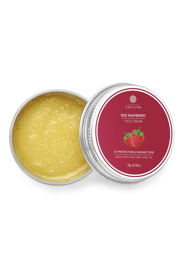 Red Raspberry Face Cream - 20 grams