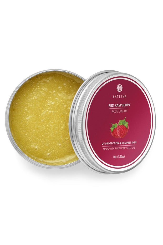 Red Raspberry Face Cream - 40 grams