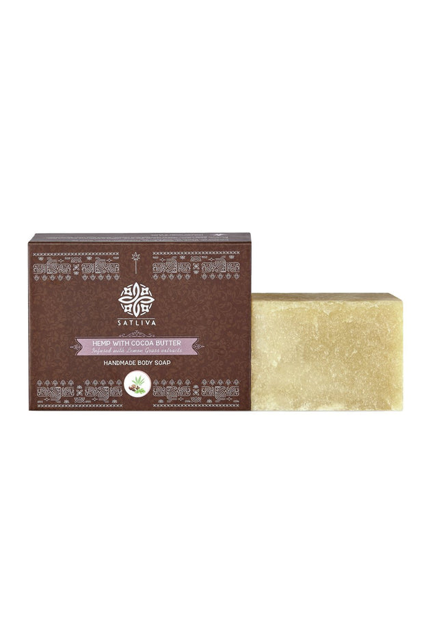Hemp With Cocoa Butter Soap bar - 100 grams
