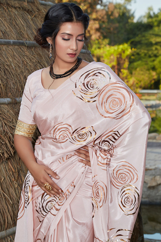 Party Wear Saree For Ladies