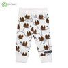 Villervalla - Comfy Pants - Squirrel - Marble