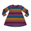 Villervalla - LS Tunic - Multistripe - Valley