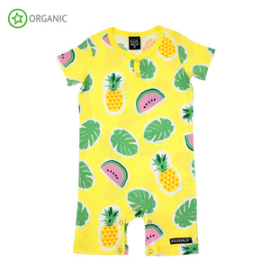 PRICE DROP * Villervalla - Summer Suit - Tropical Fruits - Lemonade