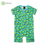 Villervalla - Summersuit - Fruit Print - Kiwi