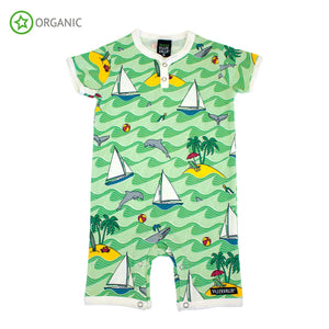 PRICE DROP * Villervalla - Summer Suit - Caribbean - Meadow