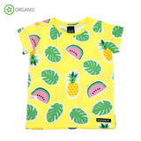 Villervalla - SS Tee - Tropical Fruits - Lemonade