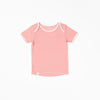 PRICE DROP * Alba - Vera Tee Shirt - Apricot Adorable