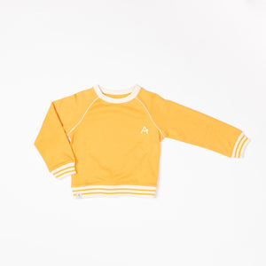 PRICE DROP * Alba - Harward Sweatshirt - Beeswax