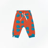 Alba - Lucca Pants - Hedgehog - Rust Cutie
