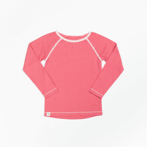PRICE DROP * Alba - Ghita LS tee - Desert Rose Adorable