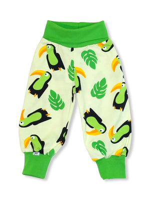PRICE DROP * JNY - Comfy Pants - Aloha Toucan