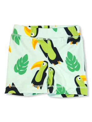 JNY - UV Swim Shorts - Aloha Toucan