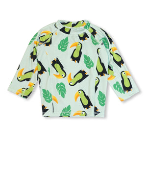JNY - LS UV Swim Shirt - Aloha Toucan