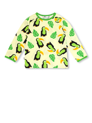PRICE DROP * JNY - LS Tee - Aloha Toucan