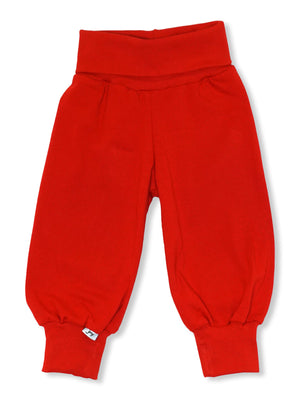 PRICE DROP * JNY - Basics - Comfy Pants - Red ** LAST pair 74cm