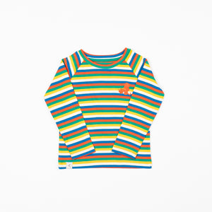 Alba - All You Need Tee - Tivoli Fun Stripes