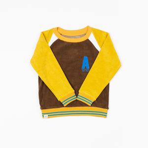 Alba - Sean Sweater - Ceylon Yellow