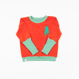 Alba - My Favourite Sweater - Spicy Orange