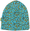 Duns Sweden - Double Layer Hat - Pencils - Turquoise