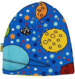 Duns Sweden - Double Layer Hat - Space - Blue