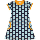 Maxomorra - SS Dress - Classics Ghost