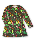 JNY - LS Sweetdress - Spring Greenery