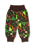 JNY - Soft Pants - Spring Greenery