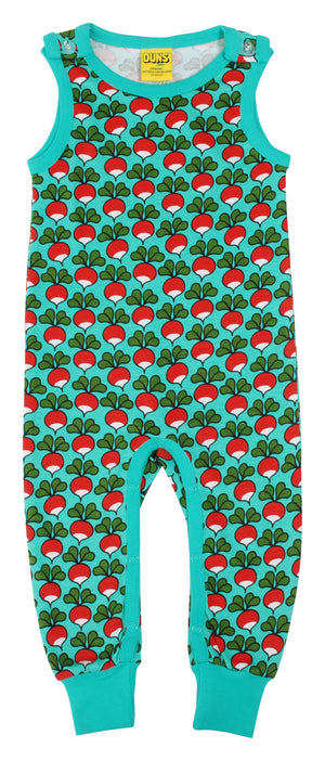 Duns Sweden Dungarees - Radishes - Billiard